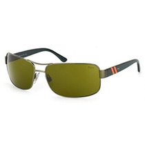 Gafas Polo Ph3070 Sunglasses Racing Green (lens Marrón) -64