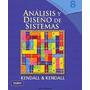 Analisis Y Diseño De Sistemas - Kendall