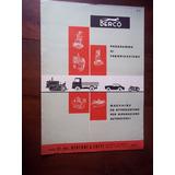 Berco Catalogo Maquinas Para Reparacion Vehiculos La Plata