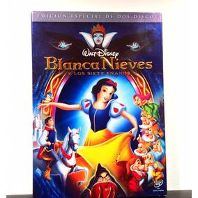 Blancanieves Y Los Siete Enanos Disney Dvd (2 Discos) Nuevo