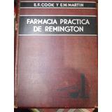 Farmacia Practica De Remington Cook Martin Mbestado 1953