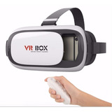Lentes Realidad Virtual Vr Box 2.0 Control Bt Mar Del Plata