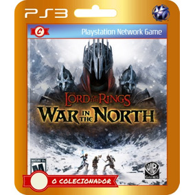 Lord Of The Rings War In The North Em Oferta!! (cód Id Ps3)