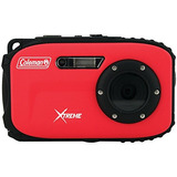 Camara Coleman Xtreme C5wp 16.0 Mp 33ft Waterproof Digital