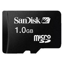 Memoria Micro Sd De 1gb Nueva En Su Estuche Microsd