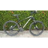 Bicicleta Giant Talon 2 9v Shimano Deore - Rock Shox