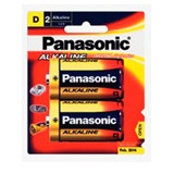 Pila Alcalina D Grande Panasonic Original Caja Cerrada X 24u
