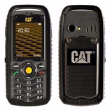 Celular B25 Cat Caterpillar Antichoque Dual Sim