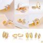 Kit Brincos Semi-jóias Para Revendedores