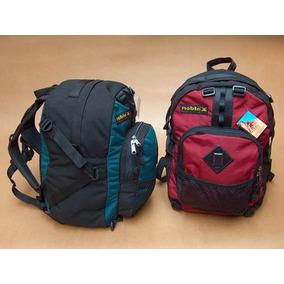 Mochila 18 L Scout Escalada Montaña Campismo Rescate Rapel