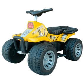 Mini Cuatriciclo A Batería Miniquad Super Rodacross