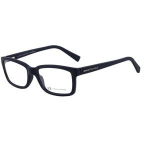Armani Exchange Ax 3022 L - Óculos De Grau 8157 Azul Fosco