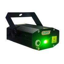 Proyector Laser Multipuntos Rojo Y Verde