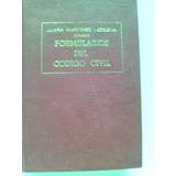 Formularios Del Código Civil J. Martínez L. Empastado Oferta