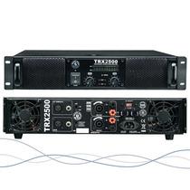 Topp Pro Trx 2500 Amplificador De Potencia 1000w