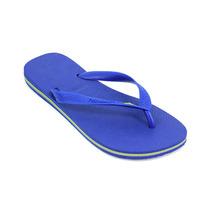 Ojota Havaiana Brasil Azul Originales Deporfan