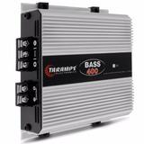Módulo Taramps Bass 400 Class D Amplificador 400w Rms 2 Ohms