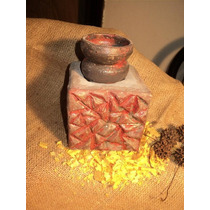 Hornito Ceramica 3 Piezas