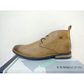Zapatos Ferrioni H5306 Casual ( Tallas Del 25 Al 29 ) Hombre