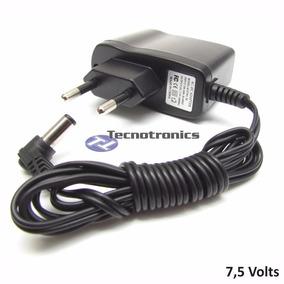 Fonte 7,5v 1a Bivolt P/ Arduino Led Motor C/ Conector P4