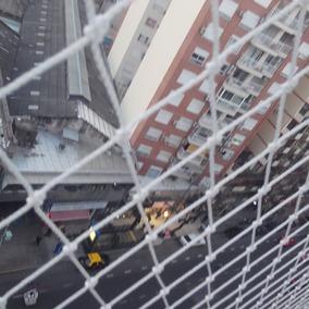 Redes Kit Seguridad Proteccion Balcon Ventana Chicos Gatos