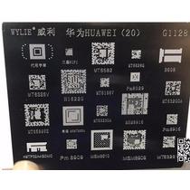 Stencil Celular Huawei Reballing