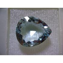 Natural Pedras Água Marinha Azul Um Ótimo Presente 31,5 Cts