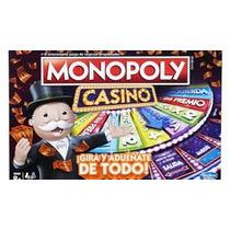 Monopoly Casino Hasbro Nuevo Entrega Inmediata Envio Gratis