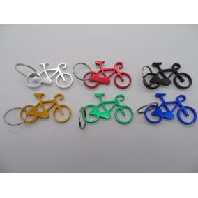Llavero Destapador En Forma De Bicicleta