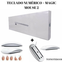 Teclado Apple Numerico Usb + Magic Mouse 2 Apple
