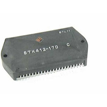 Stk412-170 Original Sanyo P/aparelho De Som Sony Frete Gráti