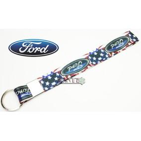 Chaveiro Cordão Para Mão Ford Carro - Pequeno 18cm