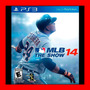 Mlb 14 The Show Ps3 .
