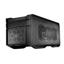 Gabinete Cooler Master Mini-itx Haf Stacker - Haf-915f-kkn1