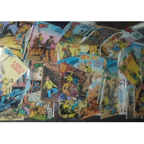 Revista - Tex Diversas Editora Rio Grafica E Globo