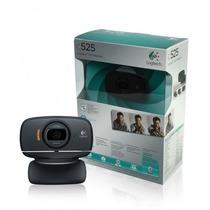 Camara Web Logitech C525 High Definition 720p Panorámica