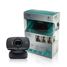 Camara Web Logitech C525 High Definition 720p Panorámica