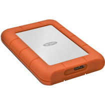 Disco Duro Lacie Portatil Rugged V2 2tb Thunderbolt Usb 3.0