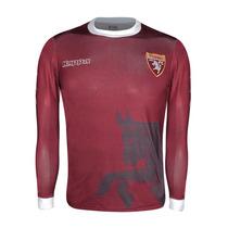 Playera Jersey Futbol Caballero M. Larga Torino Local Kappa