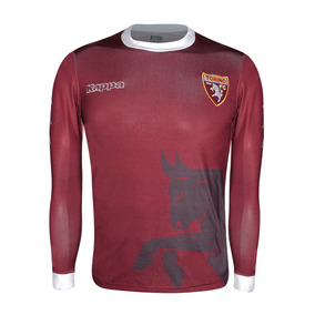 Playera Jersey Futbol Caballero M. Larga Torino Local Kappa