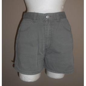 Gap, Lindo Short Verde Tipo Vintage, Talla 10!!!