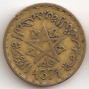 Marruecos Frances, 10 Francs, 1951. Vf