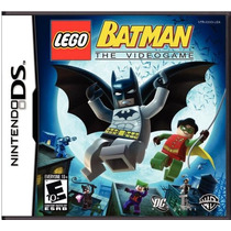 Juego Lego Batman The Videogame Nintendo Ds Ibushak Gaming