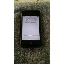 Vendo Iphone 4 De 8 Gb. Unico Dueño Libre