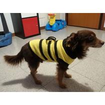 Ropa Abeja Disfraz Mascota Perro Gato Chihuahua Puerquito
