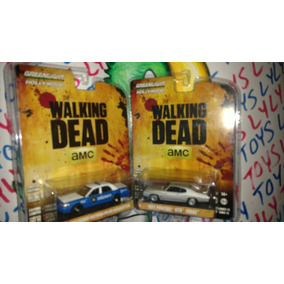Carros The Walking Dead Pontiac Gto Y Ford Crown P Lyly Toys
