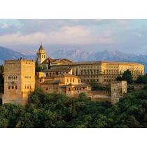 Rompecabezas La Alhambra Granada De 300 Pzas Ravensburger