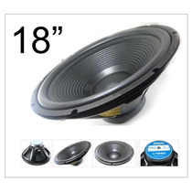 Woofer Moon 18 Pulgadas 800watts 8 Ohms