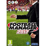 Football Manager 2017 Juego Original Steam Key Pc