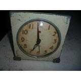 Reloj Despertador Electrico Marca Wester Cloc